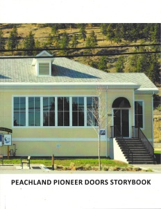 PeachlandPioneerDoorStorybook2017