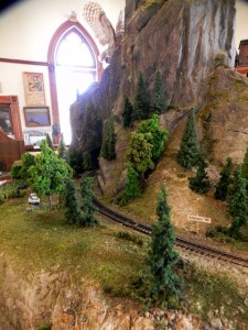 Little Tunnel at Naramata Scenery updated